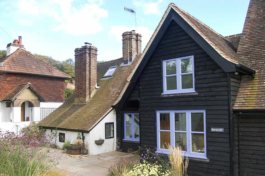 Architect in Shere Village, Surrey
