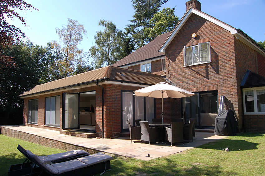 Kingswood Surrey Architect